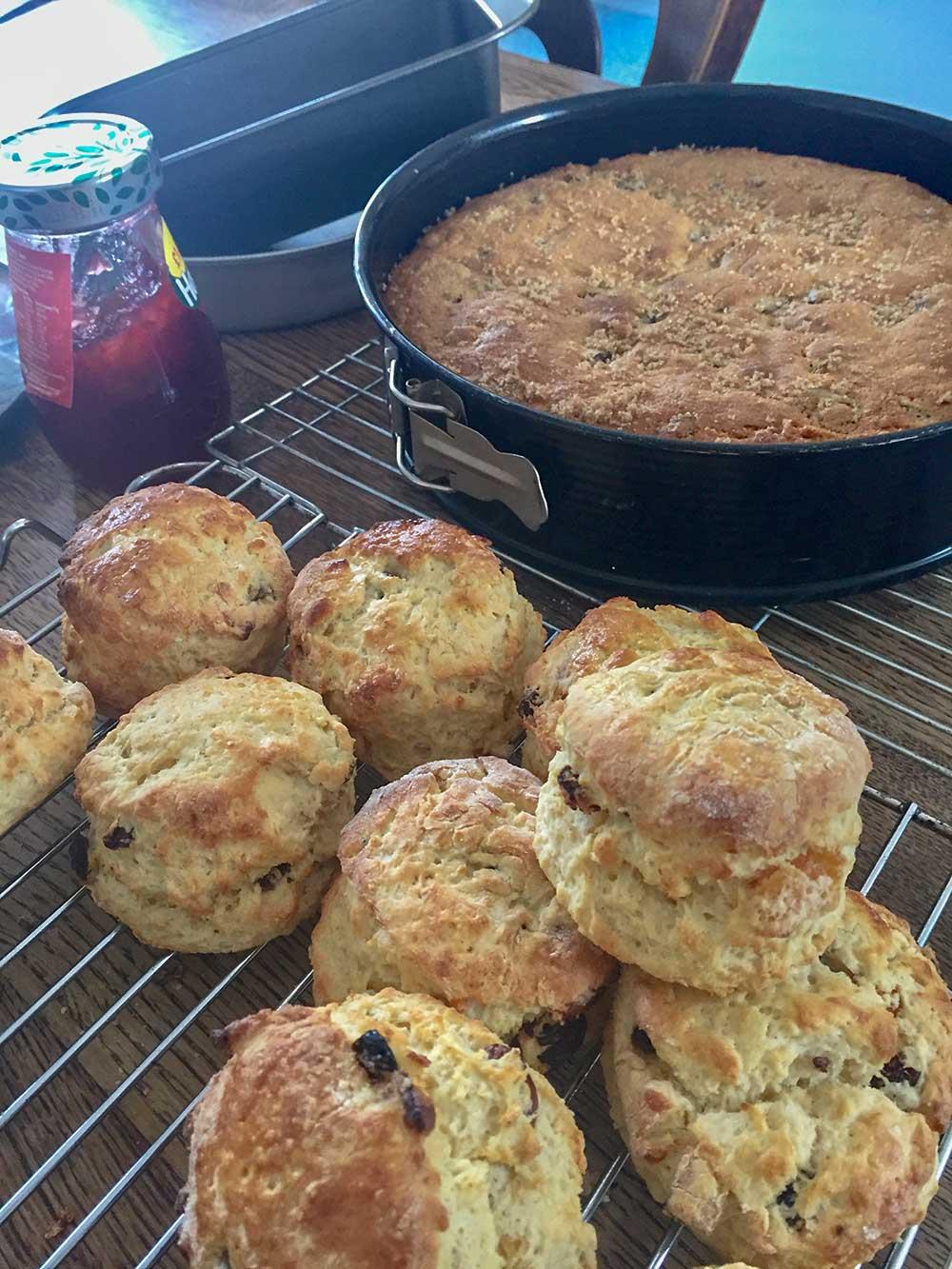 scones-n-cake